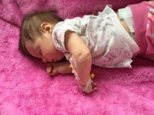 Lilianka Kuźnicka cierpi na zanik nerwów wzrokowych
