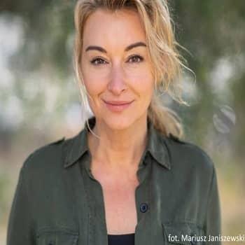 Martyna Wojciechowska, podróżniczka, dziennikarka i założycielka Fundacji UNAWEZA